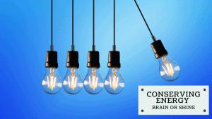Brain Injury Conserve Energy